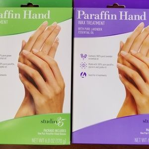 Paraffin Hand Wax Treatments